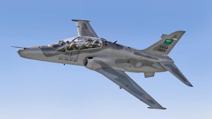 Hawk T165 Freelance Aircrew