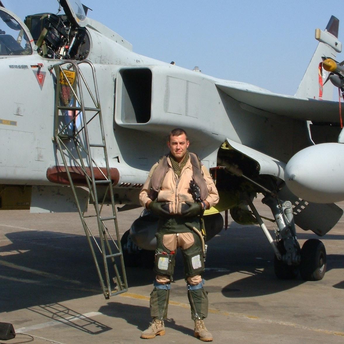 Mark Dean Freelance Aircrew