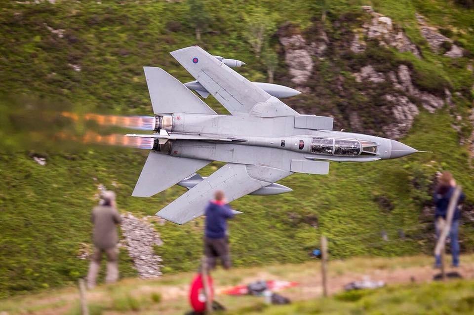 Jas Hawker Tornado GR4