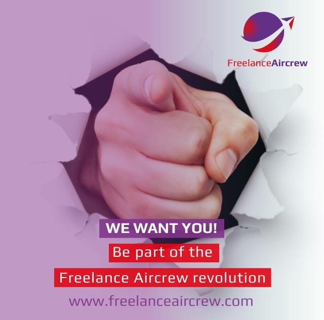 Freelance Aircrew We Need You